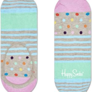 Happy Socks Sneakersok Stripe-dot (36-40)