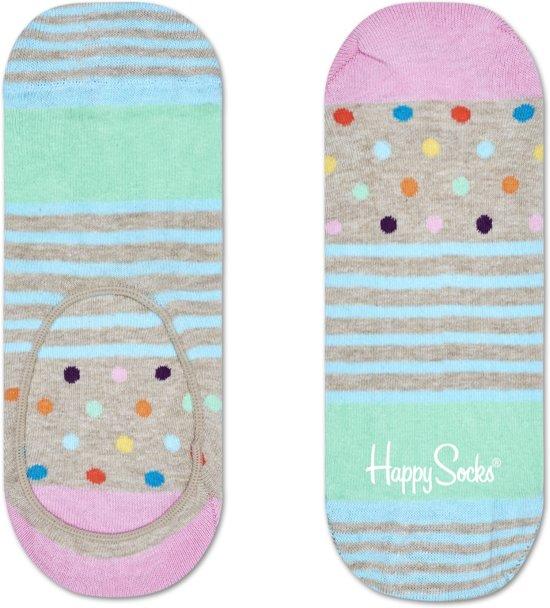 Happy Socks Sneakersok Stripe-dot (36-40)