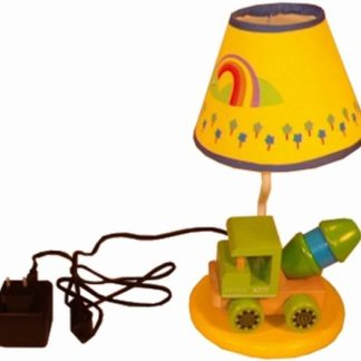Playwood – Houten Kinderlamp Auto