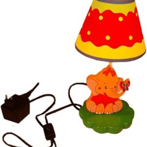 Playwood - Houten Kinderlamp Olifant
