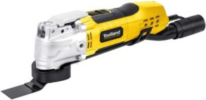 Toolland Multitool 300W +Koffer