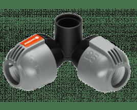 Gardena Sprinklersystem Hoekstuk 25mmx3/4
