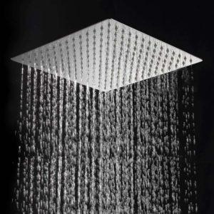 Regen-Hoofddouche 1/2 inch 40x40cm