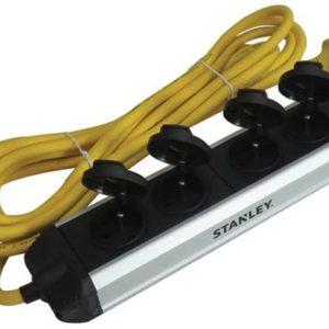 Stanley - 4-voudige Stekkerdoos IP44