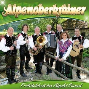 Alpenoberkrainer – Fröhlichkeit im Alpski Sound (CD)