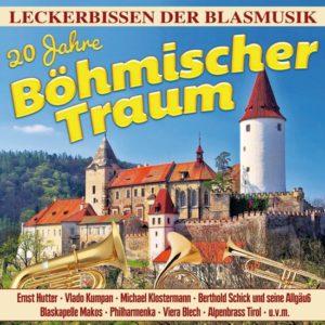 Divers - 20 Jahre böhmischer Traum (CD)