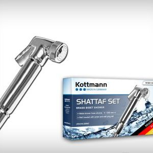 Kottman Bidet-shower High-End Chroom