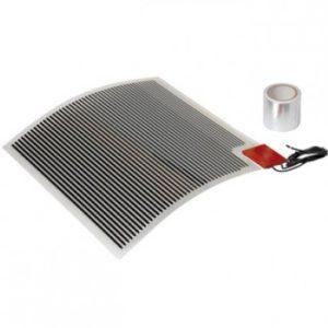 Plieger Heat Spiegelverwarming 29x29cm.