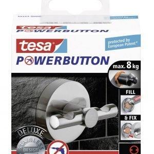 Tesa Powerbutton Deluxe Duohaak Mat