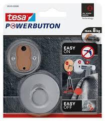 Tesa Powerbutton Premium Haak-Mat