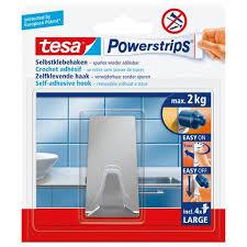 Tesa Powerstrips® Haak Large-Metaal
