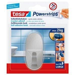 Tesa Powerstrips® Haak Large-Ovaal