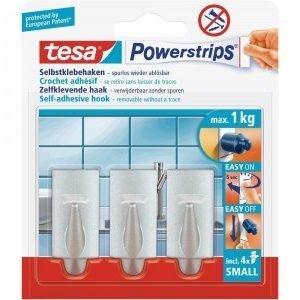 Tesa Powerstrips® Haken Small (3-Stuks)