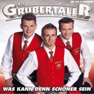 GRUBERTALER – Wass kann denn schöner sein (CD)
