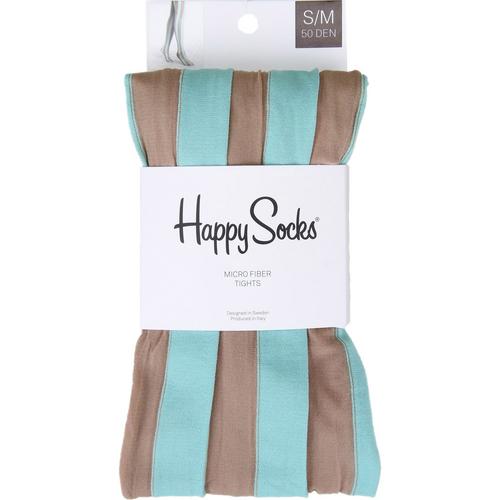 Happy Socks Tights Gestreept-Maat-S/M
