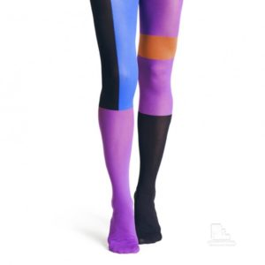 Happy Socks Tights Multi-L