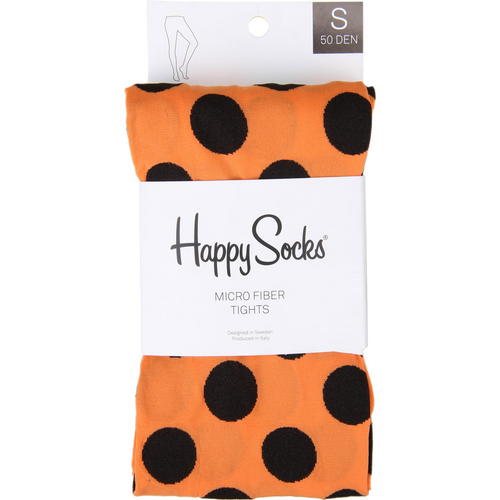 Happy Socks Tights Oranje-S