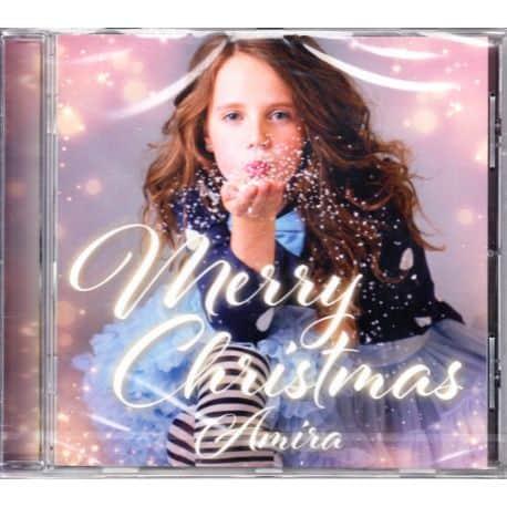 Amira - Merry Christmas - (CD)