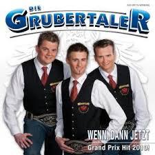 Die Grubertaler – Wenn, dan jetzt (CD)