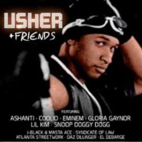 Usher & Friends (2CD)