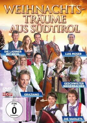 Weihnachtsträume aus Südtirol (DVD)