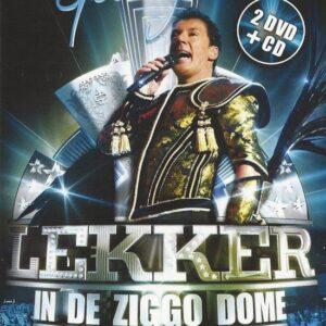 GERARD JOLING LEKKER IN ZIGGO DOME (2DVD+CD)