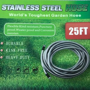Easy-Hose RVS Tuinslang -7.50m