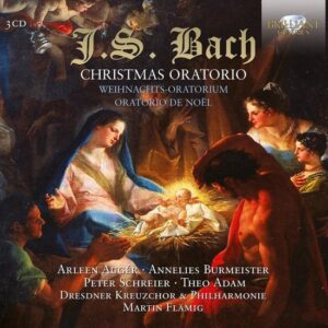 J_S_Bach - Christmas Oratorio (3CD)