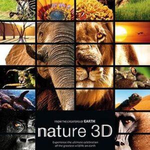 Nature 3D-Nederlandse versie (DVD)