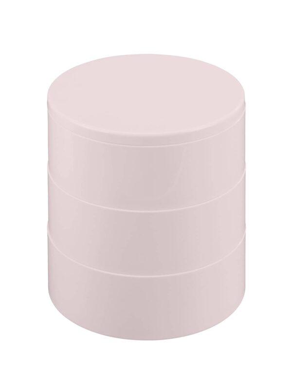 Wenko Cosmetica tower 3 laags-vak/spiegel