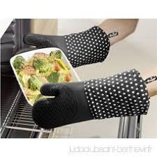 Wenko Oven-Handschoenen Siliconen Grijs