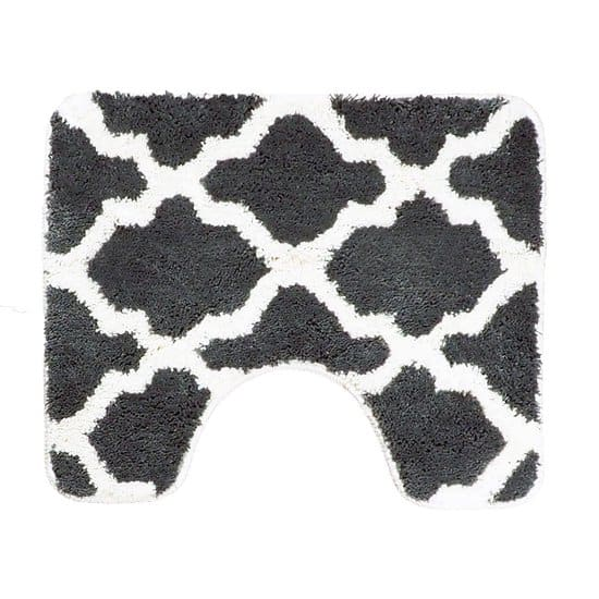Dutch-House Toiletmat Alhambra Antraciet