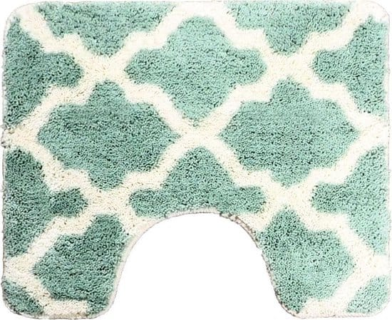Dutch-House Toiletmat Alhambra Lichtgroen