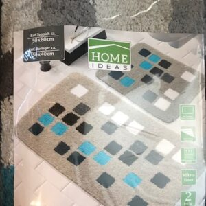 Home Ideas Badset-Beige-Blok (Bad+WCmat)