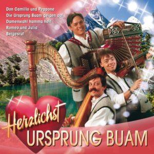 Ursprung Buam – Herzlichst (CD)