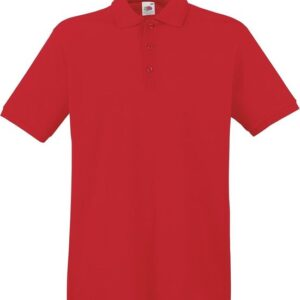 Fruit of the Loom Polo XL Rood