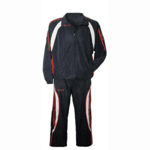 O'Neills Lagan Tracksuit (XL) Black/Red/White
