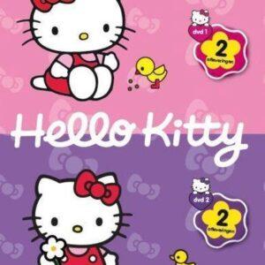 Hello Kitty 2 Box (2DVD)
