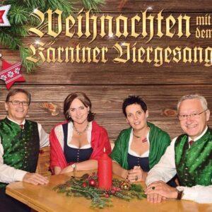 KÄRNTNER VIERGESANG - Weihnachten (CD)