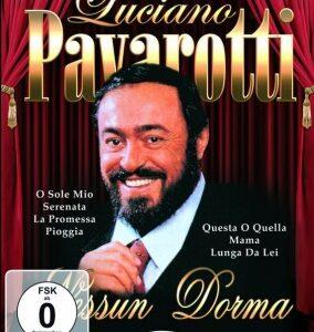 Luciano Pavarotti - Nessun Dorma (DVD+CD)