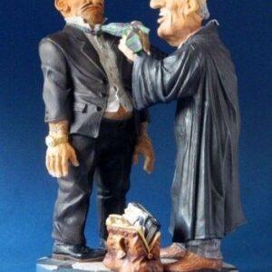 Profisti – Jurist Hoogte 32cm.Staand