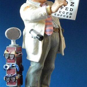 Profisti – Opticien Hoogte 32cm.Staand