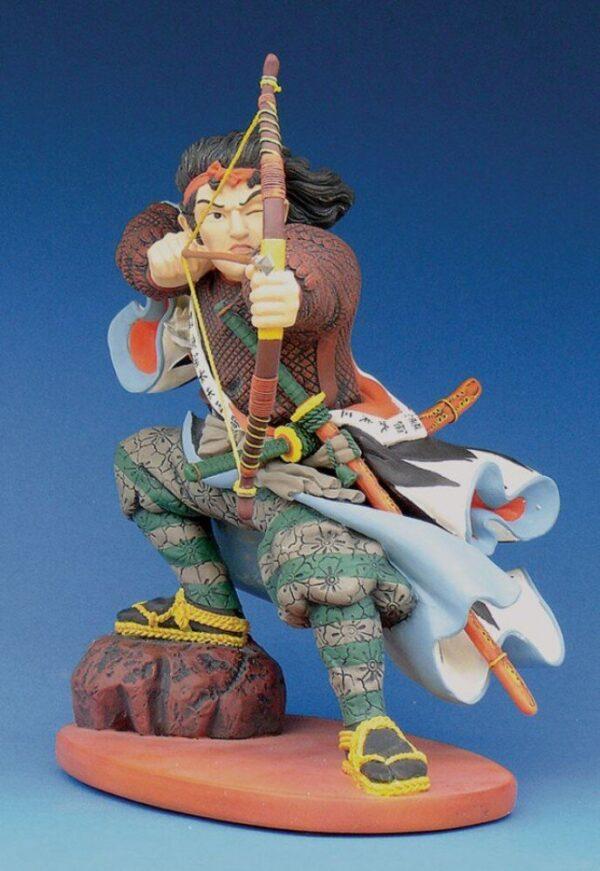 Parastone -Samurai MASE CHUDAYU (KU02)