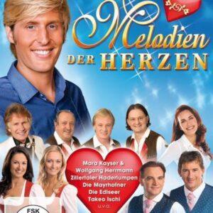 VARIOUS – Melodien der Herzen (DVD)
