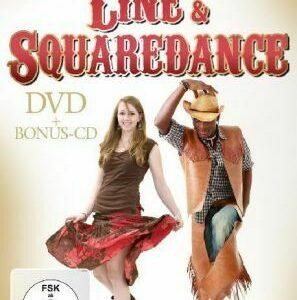Dance Coach Line&Squaredance (DVD)