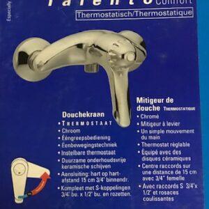 Plieger Talento Thermo-Douchekraan – 15cm.