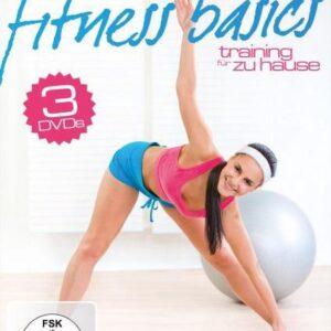 Workout-coach Fitness Basics (3DVD)