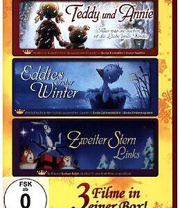 Drei wundervolle Weihnachtsgeschichten (3DVD)