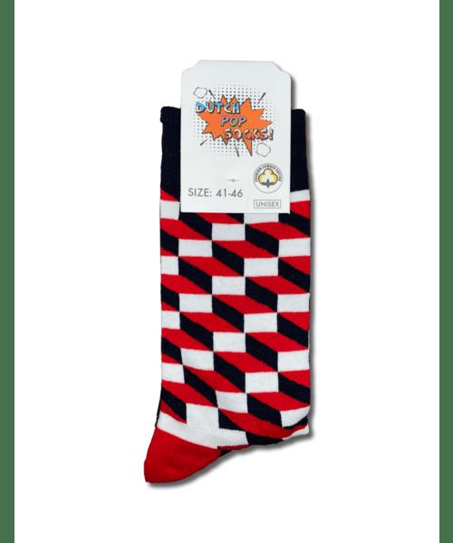 Dutch Pop Socks SK-004 (maat 36-40)