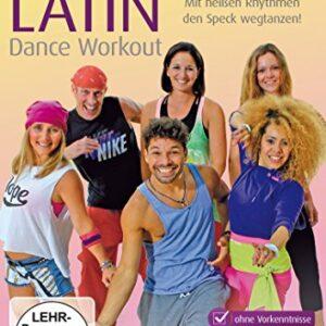 Latin Dance Workout (DVD) Ines Vogel